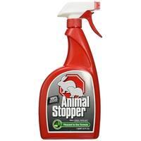 Animal Stopper AS-U-016 Animal Repellent, Trigger Bottle, 32 Oz