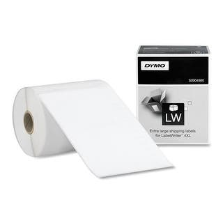 Dymo 1744907M LABEL 4XL SHIPPING LABELS 4X6 Inch 220|https://ak1.ostkcdn.com/images/products/is/images/direct/8df7615c9d1d69db834aad51c200ad0dff24cfd6/Dymo-1744907M-LABEL-4XL-SHIPPING-LABELS-4X6-Inch-220.jpg?impolicy=medium