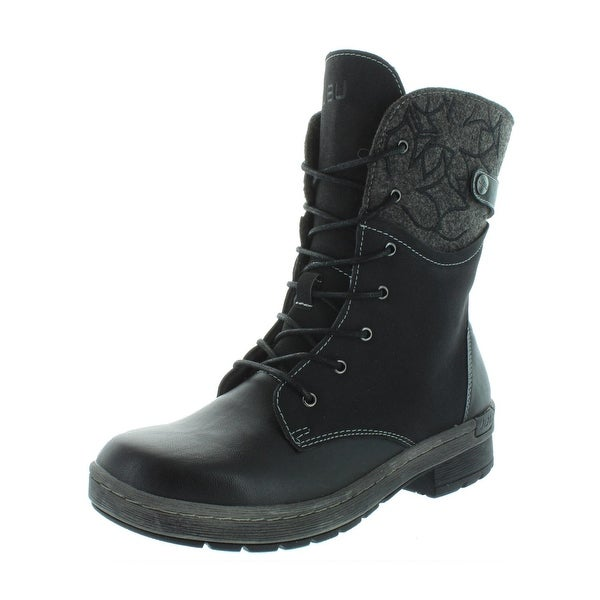 c61484291408 Shop JBU by Jambu Womens Hemlock Encore Ankle Boots Vegan Leather ...
