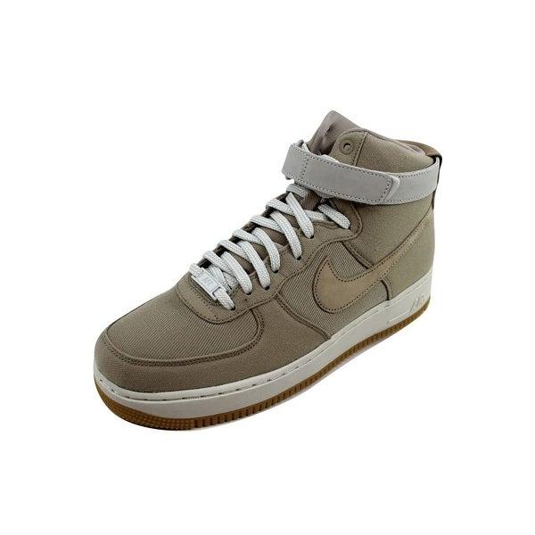 Nike Women's Air Force 1 Hi Utility Khaki/Khaki-Light Bone AJ2775-200