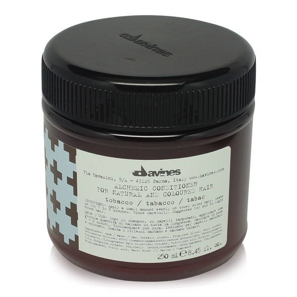 Davines Alchemic Conditioner - Tobacco 8.5 Oz