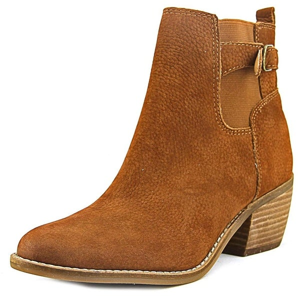 Lucky Brand Khoraa Women Toffee Boots