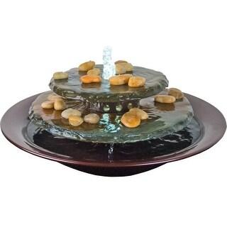 Indoor Fountains Shop The Best Brands Overstock Com