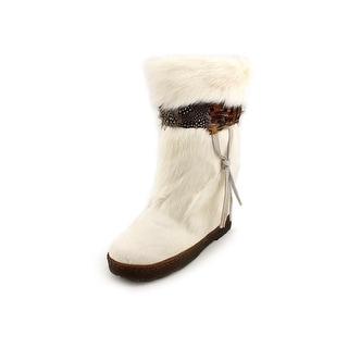 Bearpaw Kola II Women Round Toe Suede Snow Boot
