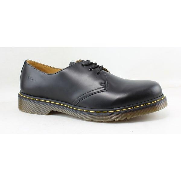 Shop Dr Martens Mens Smooth Black Smooth Oxford Dress Shoe Size 14