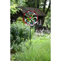 Red Carpet Studios 34418 84 in. Studios LTD Flower Pinwheel & Spinner