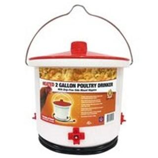Farm Innovators 7195613 2 gal Poultry Heated Drinker