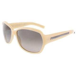 Valentino VAL 5745 /S UZN Nude Oval Fashion Sunglasses