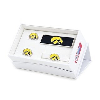 University of Iowa Hawkeyes 3-Piece Gift Set - Yellow