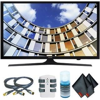 Samsung M5300-Series 49 inch-Class Full HD Smart LED TV w/ Accessories