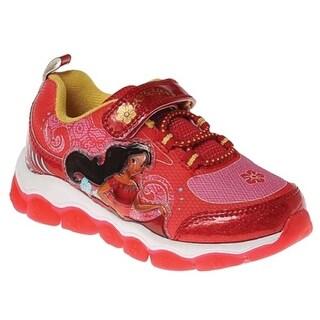 Josmo Girls Elena Of Avalor Sneaker, Red