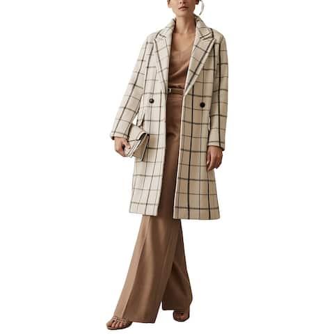 Reiss Atticus Wool Coat