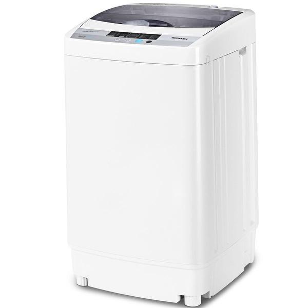 Shop Giantex Portable Washing Machine Spin Compact Washer