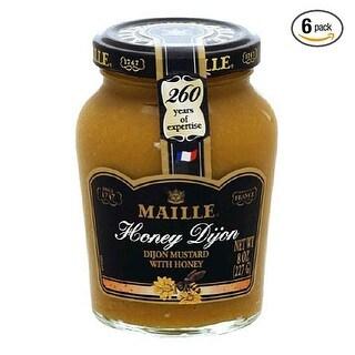 Maille Mustard; Honey - (Case of 6 - 8 oz)