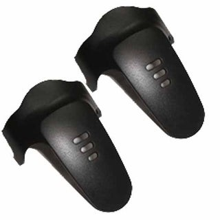 Panasonic PNKE1004Z1-2 Pack Belt Clip for Use with KX-TG9391 9392 and KX-TGA939-T Handsets
