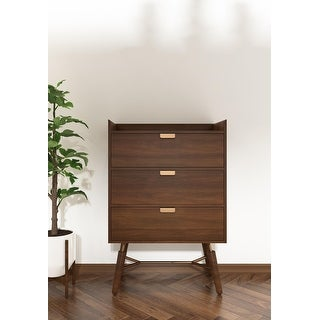 Link to Modrest Sutton Mid-Century Elisa Acacia Chest Similar Items in Dressers & Chests