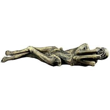 Ancient Mummy Halloween Prop