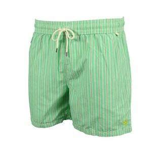 Ralph Lauren Men's Striped Swim Shorts