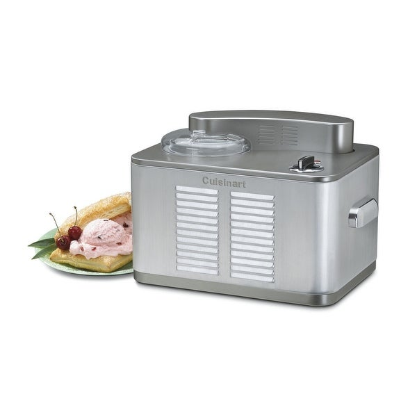 Cuisinart Supreme Commercial Quality Ice Cream Maker (Refurbished)