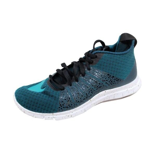 Nike Men's Free Hypervenom 2 FC Midnight Turquoise/Rio Teal-Black-White 747140-300