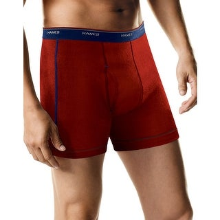 Hanes Sport Boxer Brief with Comfort Flex® Waistband 5-Pack