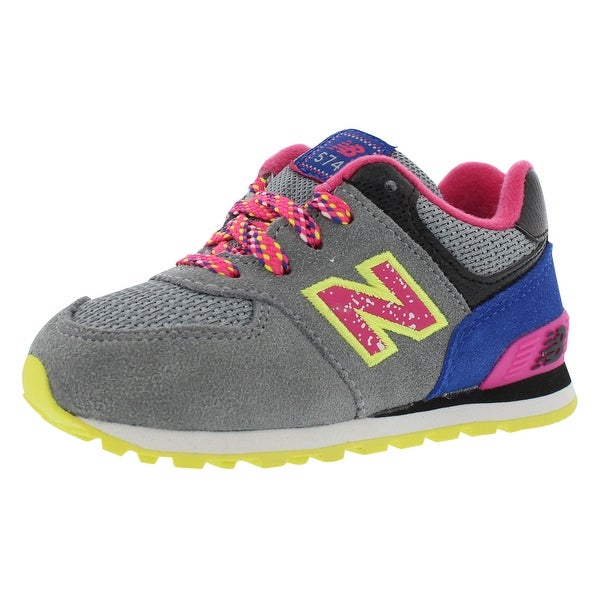 finest selection 68fbf 78a21 Shop New Balance 574 Outside In Infant's Shoes - 4 M US Toddler ...
