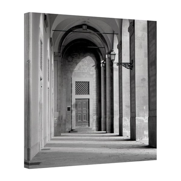 Easy Art Prints Alan Blaustein's 'Firenze #3' Premium Canvas Art