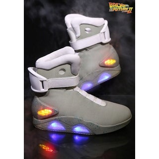 Back to the Future 2 Light Up Shoes (More options available)