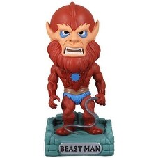 "Masters Of The Universe 5"" Wacky Wobbler Beast Man"