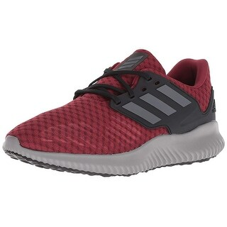 Adidas Men Alphabounce Rc.2 Running Shoe, Noble Maroon/Night Metallic/Black, 11.5 M Us