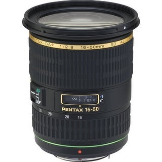 Pentax smc DA* 16-50mm f/2.8 ED AL (IF) SDM Lens