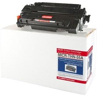 Micromicr MICR-THN-55A Micromicr MICR Toner Cartridge - Black - Laser - 6000 Page - 1 Each