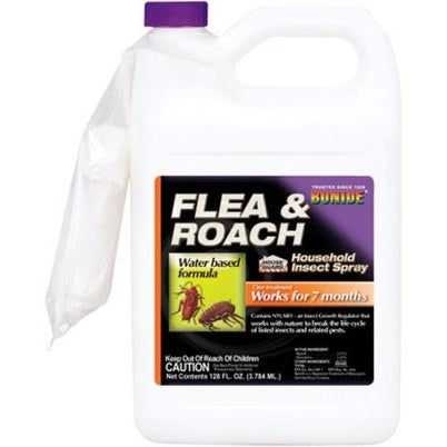 Bonide 577 Flea And Roach Household Insect Spray, 32 Oz