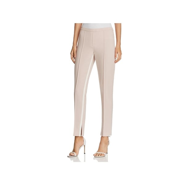 0e457ea6701 Shop T Tahari Womens Bruna Ankle Pants Ribbon Trim Business - On ...