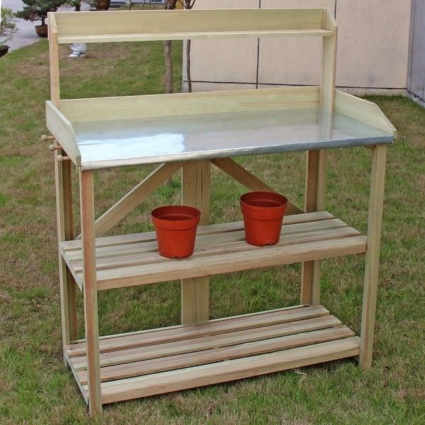 Outdoor Garden Workstation Potting
