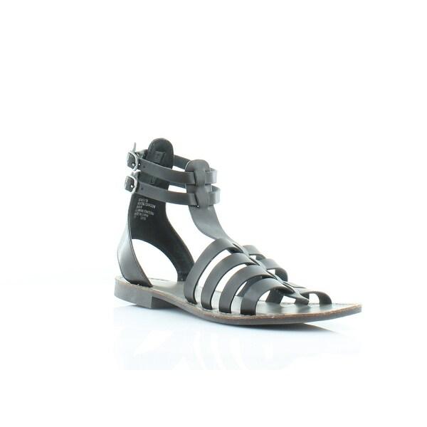 White Mountain Carson Women's Sandals & Flip Flops Black