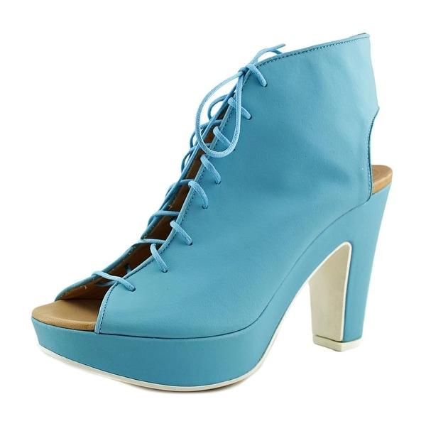 Maison Martin Margiela S40WP0009 Blue Boots