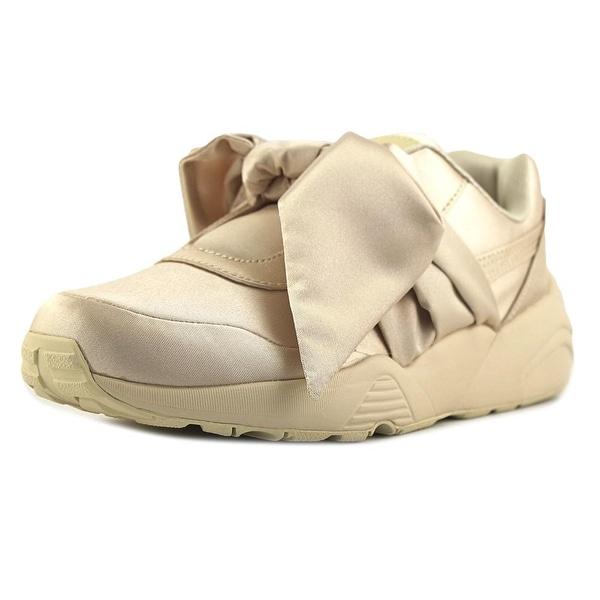 Puma Bow Sneaker Women Canvas Fashion Sneakers