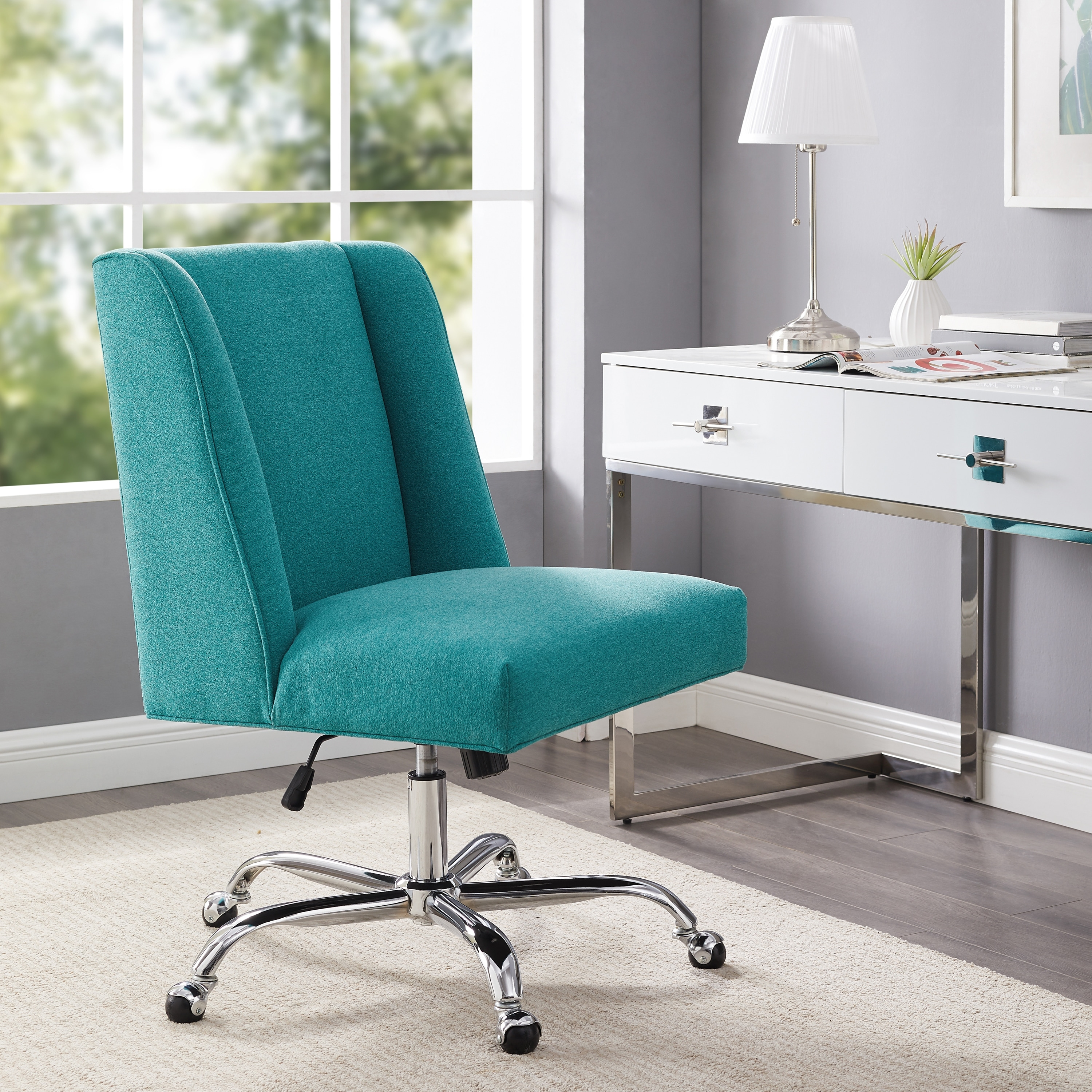 Shop Violet Home Office Chair Overstock 20235845