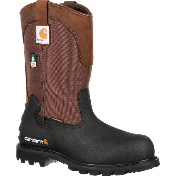 9919a3b03fe Shop Carhartt CSA-Approved Steel Toe Puncture-Resistant Wellington ...