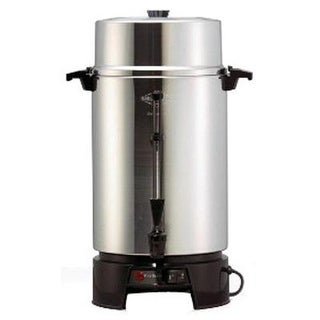 Focus Electrics - 33600 - Wb 100-Cup Commerc. Coffee Urn