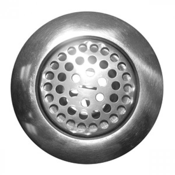 Lasco 03-1073 Flat Top Kitchen Sink Strainer, 3-1/2\