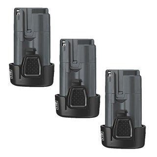 Battery for Porter Cable PCL12BLX (3-Pack) Powertool Battery