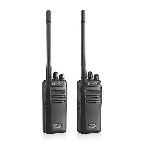 Kenwood NX-340U16P 2 Pack Two Way Radios / Walkie Talkie