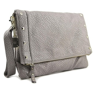 Rosetti Justine Clutch Women Synthetic Clutch - gray