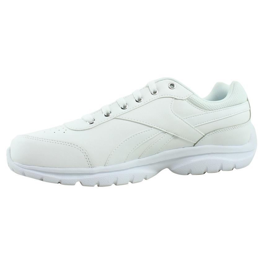 buty do biegania najbardziej popularny buty jesienne Reebok Womens Royal Lumina Pace White Walking Shoes Size 11