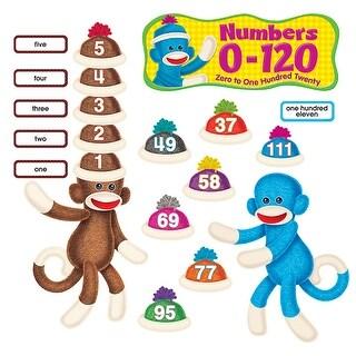 Sock Monkeys Numbers 1-120