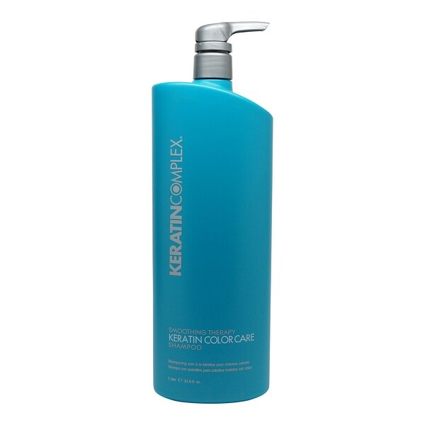 Keratin Complex - Color Care Shampoo 33.8Oz