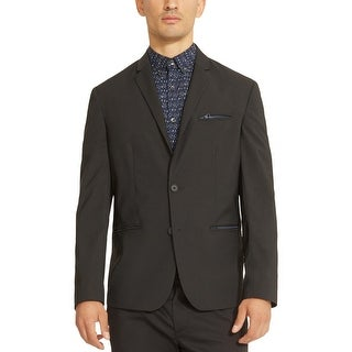 Kenneth Cole Reaction Mens Two-Button Suit Jacket Classic Fit Work Wear