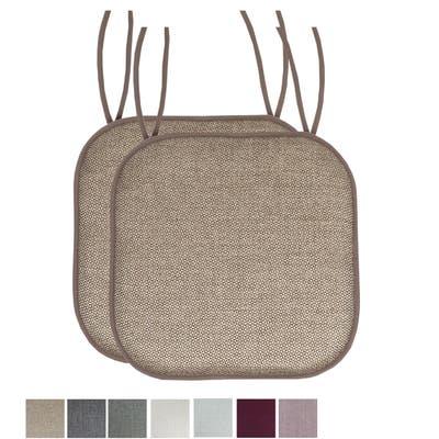 Cameron Memory Foam Non-Slip Chair Pad